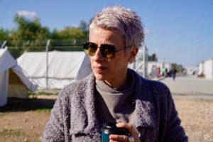Laura Lacovides, Leiterin der Asylabteilung im Innenministerium