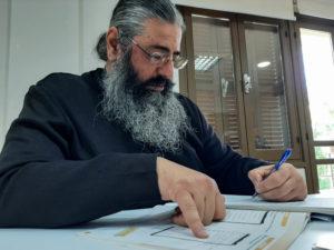 Pfarrer lernt Türkisch
